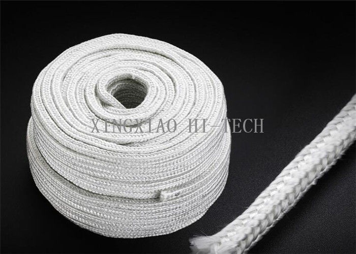 Wood Stove Heat Resistant Rope Gasket , 0.1 - 100 Mm Heat Resistant String